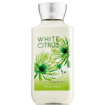 Crema Bath And Body Works White Citrus