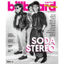 Revista Billboard Argentina 13. Soda Stereo