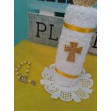 Souvenirs Para Comunion Originales!! Velas Cupcakes Y Caliz