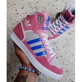 b64e77a1eb2d7 Botas Mujer Adidas - Ropa y Accesorios Rosa en Mercado Libre Colombia