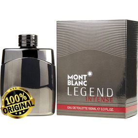 Mont Blanc Legend Intense 100ml Original Lacrado!!!!
