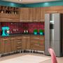 Cozinha Modulada Terraro 7 Peças + 02 Balcões Avulsos
