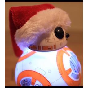 Robô Bb8 Star Wars O Despertar Da Força 2.4ghz Versão Natal