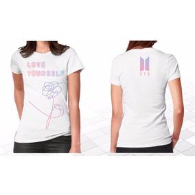 Bts Love Yourself K-pop Kpop Pop Nuevo Logo Con Envió 12msi
