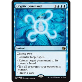 Cryptic Command - Magic The Gathering