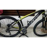 Bicicleta Gw Shark Rin 29 En Carbono Grupo Alivio