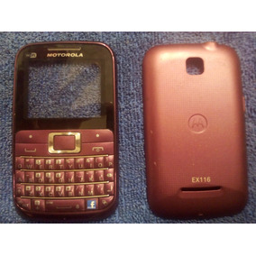 Carcasa Motorola Ex-116 Original