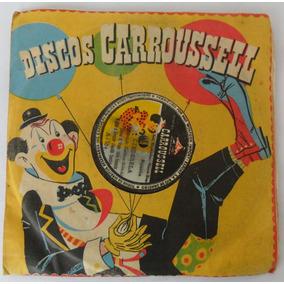 Compacto Disco Vinil Duplo Cinderela Carroussel Veja Fotos