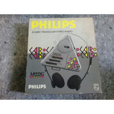 Walkman Philips Moving Sound Novo!!!