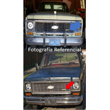 Emblema Parrilla Chevrolet C10 C20 C30 Silverado 350 73-78