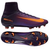 Zapato Futbol Soccer Mercurial Veloce 3 Df Fg Originales