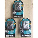 Walkman Cassette,radio,tv Sony Wm-fx281 Nuevo