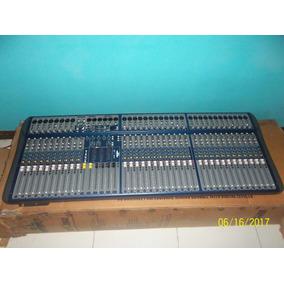 Consola 36 Canales Nueva Soundbarrier Sbmc 3642 Pro
