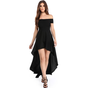 Sexy Vestido Fiesta Boda Noche Coctel Sin Hombros 61437