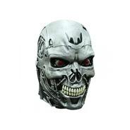 Mascara De Terminator. Cyborg, Robot Para Fiesta O Hallowee