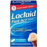 Lactaid Fast Act 60 Cápsulas - Intolerância Lactose