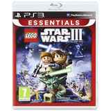 Lego Star Wars 3 El Clon Wars Essentials (sony Ps3)