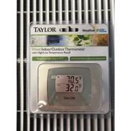 Termometro Digital Interior Y Exterior C°/f°
