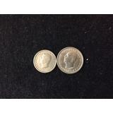 Moneda Grecia Dracma (lote 2 Pzas) Ltm10