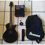 Guitarra Electrica Gio Ibanez Negra