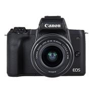 Camara Canon Eos M50 15-45mm 24 Megapixeles 4k F/3.5-6.3