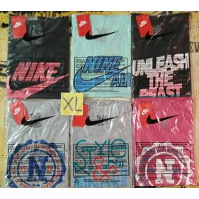 Pack De 6 Remeras De Dama Nike/adidas