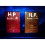 H. P. Lovecraft Narrativa Completa 2 Tomos Ilustrados