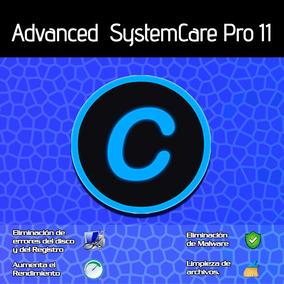 Advanced Systemcare Pro 11 Ultima Version 2018