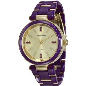 5d00a789548 Rox Polishop Feminino Mondaine - Relógios De Pulso no Mercado Livre ...