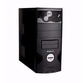 Computador Pc Gabinete Cpu Core2duo 2g Memoria Hd 80 Giga