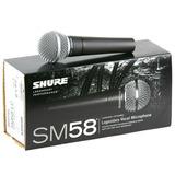 Micrófono Shure Sm58 Nuevo Y Original!