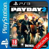 Payday 2 Ps3 Digital Mercadolider Elegi Reputacion (c4)