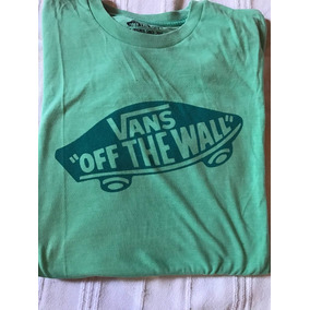 Remera Vans Off The Wall