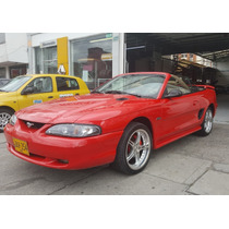 Ford Mustang Gt 5.0cc Convertible