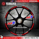Yamaha R3 R15 R6 R1 Fzs Fzfi Fz25 Fz16 Calcos Llantas Envios