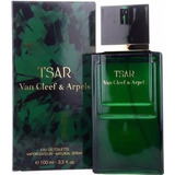 Perfume Van Cleef Tsar Original Hombre 100 Ml