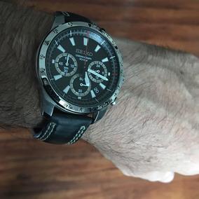 Reloj Seiko Chrografo Y Tachimetro