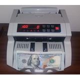 Maquina De Contar Billetes Detector De Falsos Uv/ Mg Premiun