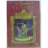 Los Simpson Clasicos Van A Hollywood Dvd Americano