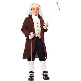 Trajes De Hombre Colonial California / Benjamin Franklin De