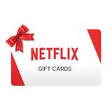 Tarjeta Gift Card Netflix De 900 Pesos