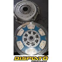 Embreagem Ap 1600 Lbs Disco 6 Past Sem Molas Estria Chevette