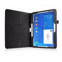 Capa Tablet Galaxy Tab4 T530 T531 + Pelicula Vidro + Caneta