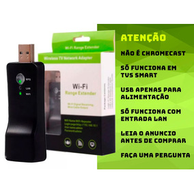 Adaptador Rede Wireless Samsung Série 5 Smart Tv T98