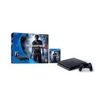 Consola Ps4 Hw 500gb Uncharted 4 Bundle