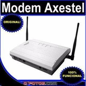 Modem Assextel Con Linea Descarga Ilimitada Por Dos Años