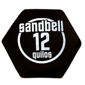 fa3f69ac7e Sandbell 12kg Para Treinamento Funcional Neoprene Preto Acte