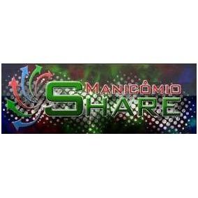 Convite Manicomio-share