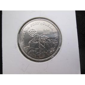 Portugal 2,5 Euros 2011 Vinhas Da Ilha Do Pico Açores Nova