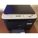 Impressora Samsung Multifuncional Clx-3185n